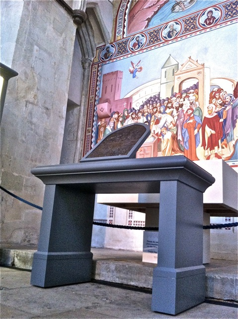 Rochester Cathedral Console